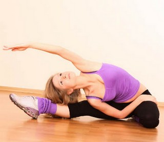 Базовые пилатес упражнения для похудения