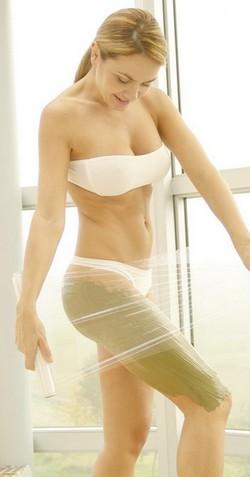 Обертывания в домашних условиях для похудения