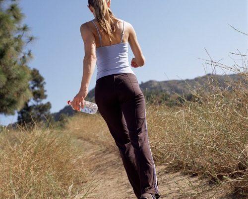 Сжигание калорий при ходьбе для похудения