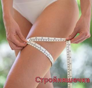 Измерения объема ног