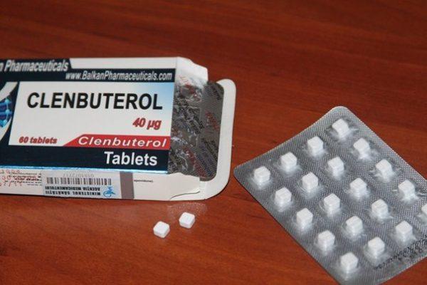 Таблетки и сироп Кленбутерол: инструкция по применению для похудения