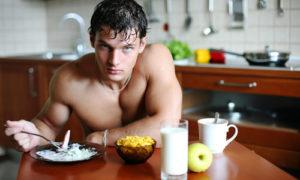 Диета для мужчины - убрать живот и бока в домашних условиях