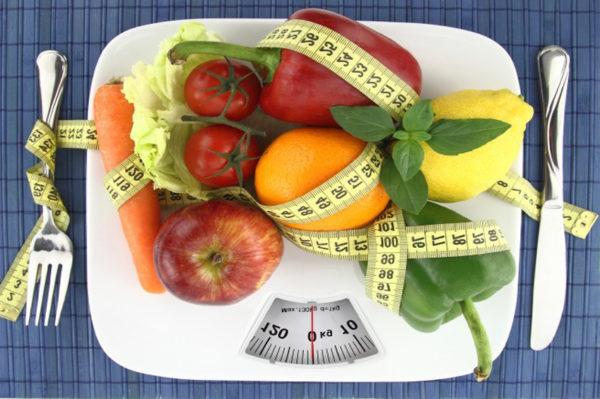 Продукты с нулевой калорийностью и продукты с отрицательной калорийностью, список и таблица