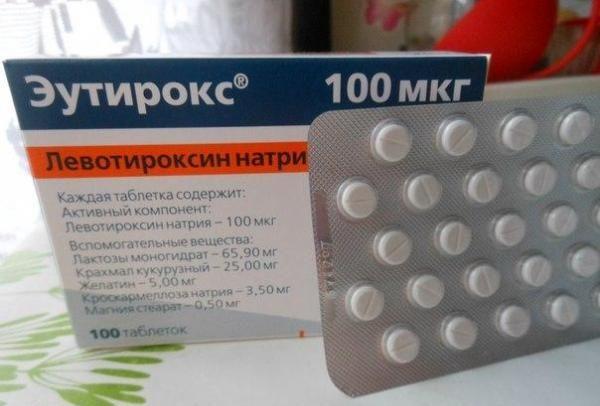 Похудение с помощью препаратов для щитовидки