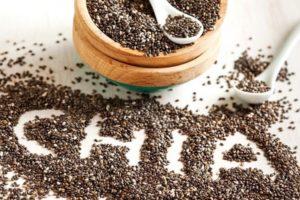 Как принимать семена чиа для похудения: рецепты на их основе
