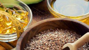 Как пить льняное масло для эффективного похудения