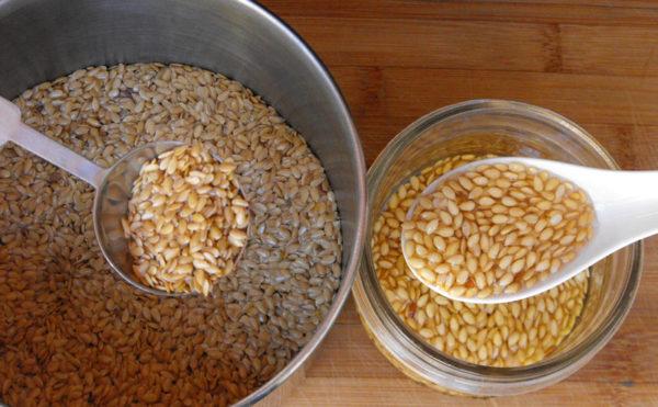 Семена белого льна: полезные свойства