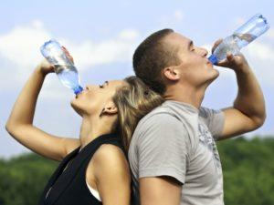 Как правильно пить воду для похудения: рецепты вкусных и полезных напитков