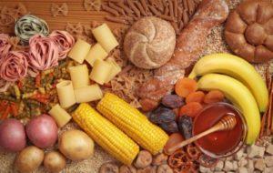 Список продуктов с быстрыми углеводами, таблица для похудения