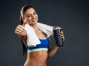 Сывороточный протеин для похудения девушек: как правильно принимать при жиросжигании