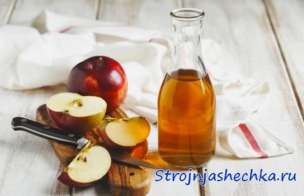 Как пить яблочный уксус для похудения - 3 рецепты, рекомендации